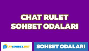 chat rulet 10 alternatif türkiye