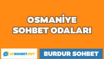 osmaniye sohbet